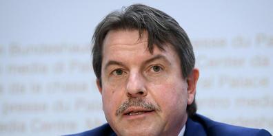 Raimund Bruhin, Direktor des Schweizerischen Heilmittelinstituts Swissmedic. (Archivbild)