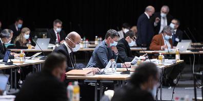 Gegen den Beitrag an die Fusion von drei Toggenburger Gemeinden dürfte es im St. Galler Kantonsrat kaum Opposition geben. (Archivbild)