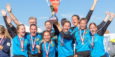 Sieg und Meistertitel für die Diepoldsauer Frauen