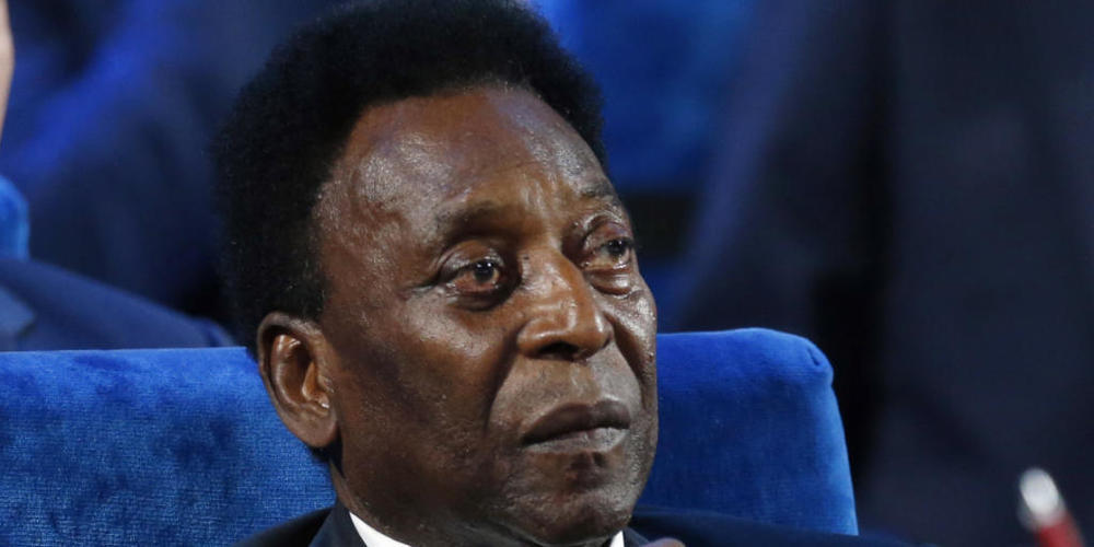 Pelé befindet sich nach einer Darm-Operation auf dem Weg der Besserung