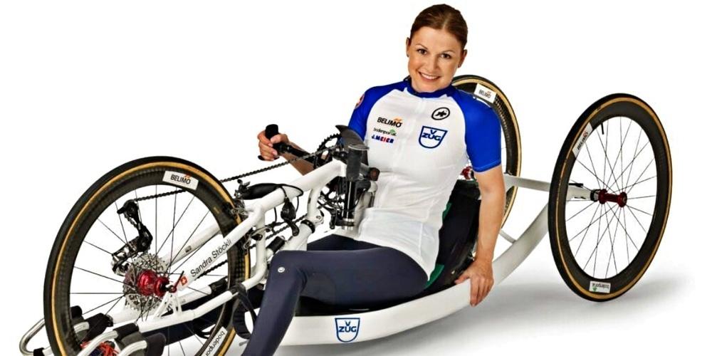 Sandra Stöckli: «Ich werde mit Stolz und Achtung unsere Landesfarben auf den Fuji Speedway hinaustragen.»
