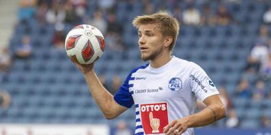 Verletzungspech: Luzerns Martin Frydek muss mehrere Wochen pausieren