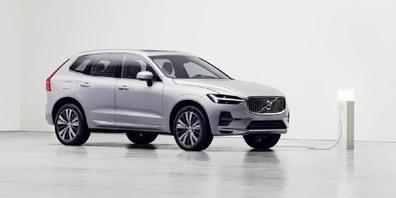 Neue Generation der Plug-in Hybridantriebe bei Volvo.