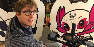 Benjamin Früh, Paracycler aus Grüt ZH