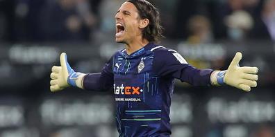 Nicht nur in der Schweizer Nationalmannschaft sondern auch im Klub die klare Nummer 1: Yann Sommer