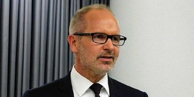 Der St.Galler SVP-Kantonsrat Stefan Kölliker