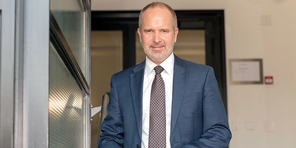 Regierungsrat und Bildungschef Stefan Kölliker