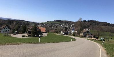 Die Tour de Suisse fährt auch an Bäretswil vorbei.