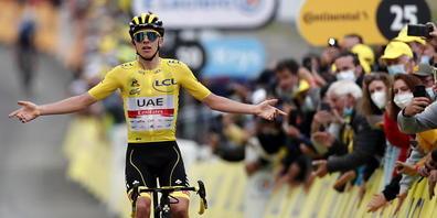 Der aktuelle Titelträger Tadej Pogacar und Kollegen dürften die Tour de France 2026 in Grossbritannien in Angriff nehmen