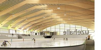 (Visualisierung: Trunz & Wirth AG Architektur, Uzwil)