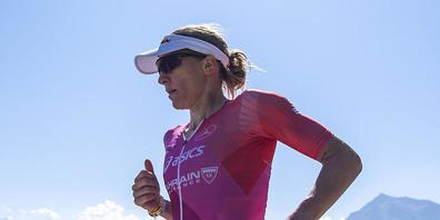 Daniela Ryf spürt an der WM über die halbe Ironman-Distanz die Auswirkungen der Probleme im Sommer. (Archivbild)