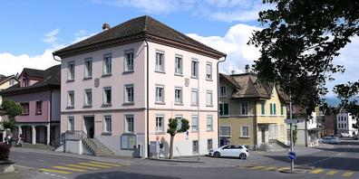 Gemeindehaus Rebstein