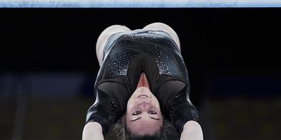 Giulia Steingruber verpasste den Einzug in den Sprung-Final