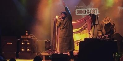 Der St.Galler Hiphopper Rapture Boy gewann den letzten Wettbewerb.