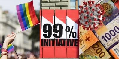 Die Politsenioren 65+ von Rapperswil-Jona sagen am kommenden Sonntag zweimal Nein und einmal Ja.