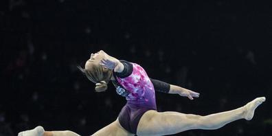 Stefanie Siegenthaler kam ohne Sturz durch die Qualifikation an den Weltmeisterschaften in Japan (Archivbild)