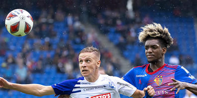 Nikola Cumic kam in dieser Saison bisher zu sechs Einsätzen für den FC Luzern
