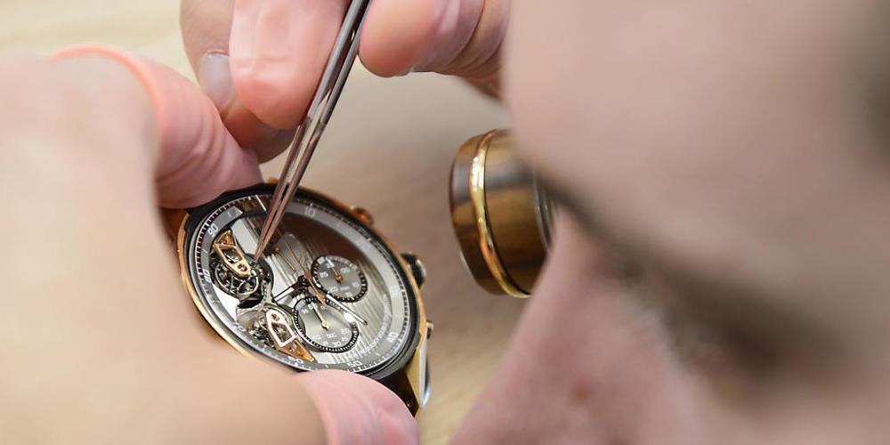 Die Uhrenhersteller rechnen damit, wieder das Verkaufsniveau von vor der Pandemie zu erreichen. (Archivbild)