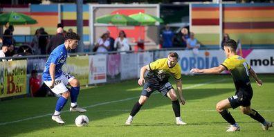 Gegen den USV Eschen/Mauren setzte es für den FC Gossau eine herbe Klatsche ab.