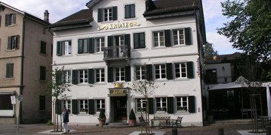 Gasthof Krone in Wetzikon