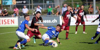 Der FC Gossau strauchelt zum dritten Mal hintereinander.