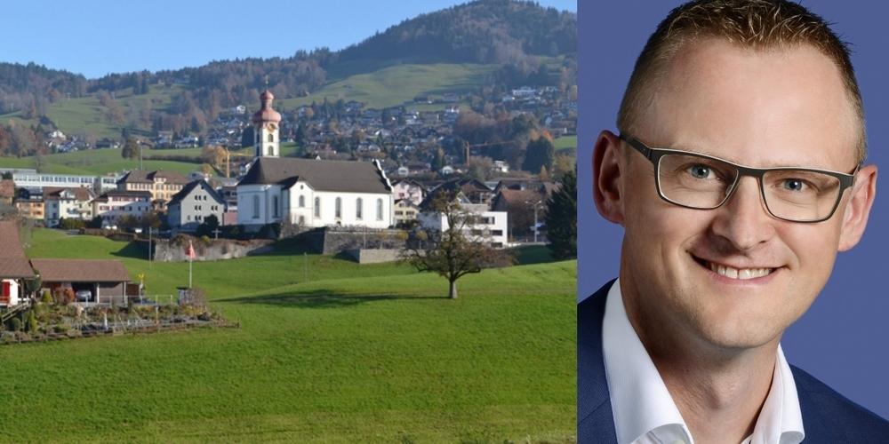 Nach sieben Jahren tritt Otmar Arnold (r.) aus beruflichen Gründen aus dem Gemeinderat zurück.
