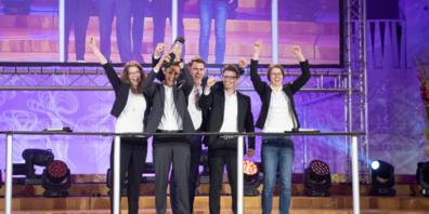 Team «Gebäudeversicherung St.Gallen»