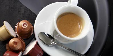 Nestlé waren die Kapseln des Unternehmens Ethical Coffee in ihrer Form den eigenen Produkten zu ähnlich. (Archivbild)