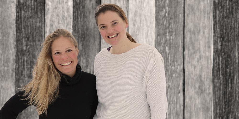 Die neuen Gastgeberinnen: Monika Meister (links) und Chantal Helbling.