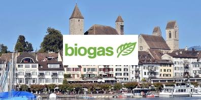 Dadurch, dass alle städtischen Gebäude zu 100 Prozent mit Biogas versorgt werden, kann der CO2- Ausstoss um rund zwei Mio. Kilogramm reduziert werden.