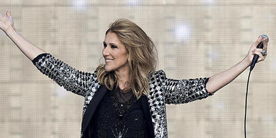 Die Sängerin Céline Dion, die für die Schweiz 1988 den Eurovision Song Contest gewonnen hatte, kämpft mit gesundheitlichen Problemen. Sie musste sämtliche Proben für die Shows in Las Vegas absagen. (Archivbild)
