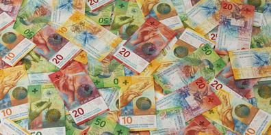 Die Ausserrhoder Staatskasse profitiert von der Erholung der Schweizer Wirtschaft. Der Kanton budgetiert für das kommende Jahr einen Überschuss. (Symbolbild)