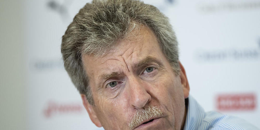 Der Präsident der Swiss Football League, Heinrich Schifferle, wurde wegen ungetreuer Geschäftsführung bei seinem früheren Arbeitgeber zu einer bedingten Geldstrafe verurteilt. (Archivbild)