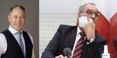 Dr. Philipp Gut: «Das Verhandlungsmandat, das der Gesamtbundesrat seinem Gesandten Guy Parmelin erteilt hat, ist nicht bekannt.»