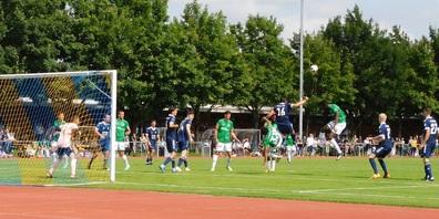 Dank der perfekten Organisation durch den FC Uzwil und dem Wohlwollen von Petrus wurde das Testspiel zum Fussballfest.
