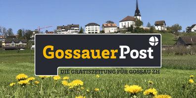 Die Frühlings-Ausgabe der 'Gossauer Post' (vormals Bunts' Post) mit News und Themen aus der Gemeinde Gossau ZH.