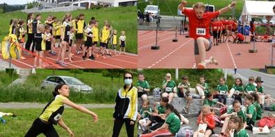 Trotz fehlender Festwirtschaft und Zuschauenden verbrachten die rund 430 Turnenden einen erlebnisreichen Sporttag in Gommsiwald.