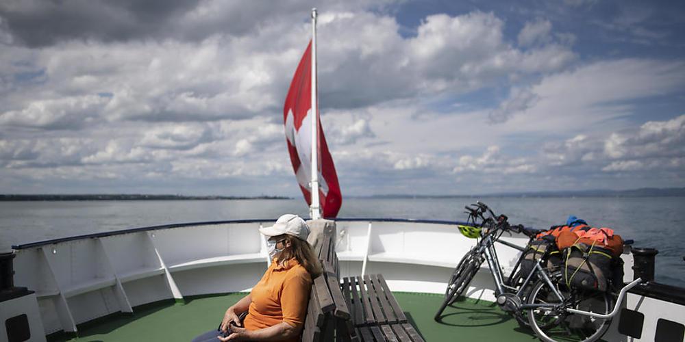 Die Schweizerische Bodensee-Schifffahrt AG verzeichnete 2021 zwar mehr Passagiere als im ersten Corona-Jahr, Normalität ist aber noch nicht eingekehrt. (Archivbild)