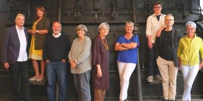 Diese neun lokalen Kunstschaffenden zeigen von 21. Oktober bis 14. November 2021 ihre Werke im EWJR.