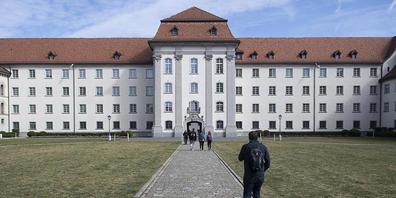Ein Teil des St. Galler Staatsarchivs ist heute im Regierungsgebäude untergebracht. (Archivbild)