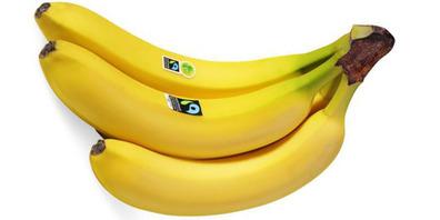 Max-Havelaar-Bananen der Migros. (Bild: Max Havelaar)