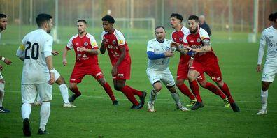 Der FC Herisau strebt im Heimspiel gegen den FC Ruggell drei Punkte an.