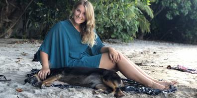 Ramona Friedli befindet sich seit März auf den Fidschi-Inseln.