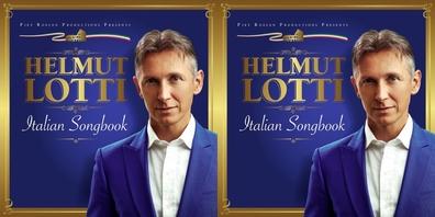 Mit etwas Glück können Sie ein Exemplar von Helmut Lotti's neuem Album «Italian Songbook» gewinnen.