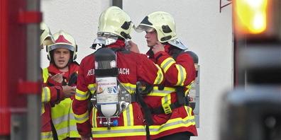 Gemeinsam ist man stärker. Was die Feuerwehren in Altstätten und Eichberg vorleben (Bilder: Archiv Ulrike Huber)
