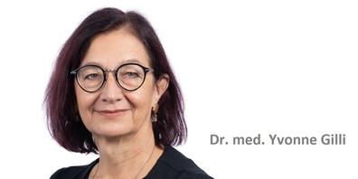 Dr. med. Yvonne Gilli.