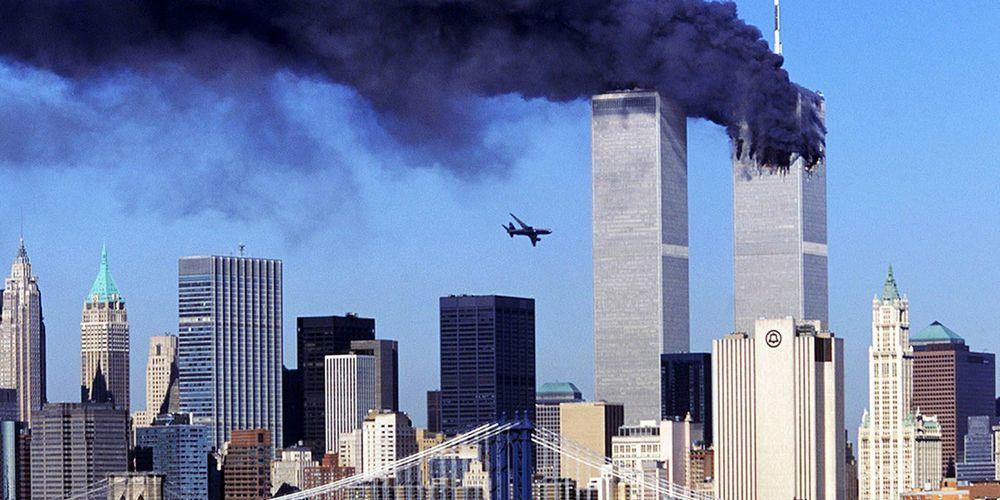 Am 11. September 2001 steuerten religiöse Fanatiker insgesamt vier entführte Flugzeuge auf zivile und militärische Gebäude in den USA