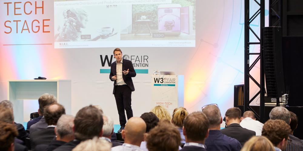 Bereits 2019 wurde die W3+ Fair Messer mit grossem Erfolg erstmals im Rheintal durchgeführt