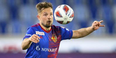 Amir Abrashi spielte die Rückrunde beim FC Basel