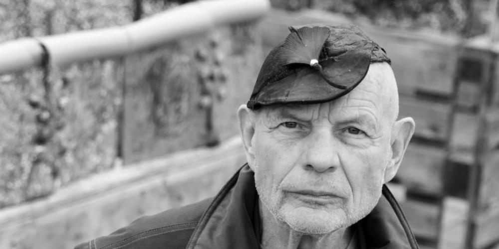 ARCHIV - Der Berliner Aktionskünstler Ben Wagin ist tot. Er starb am 28.07.2021 im Alter von 91 Jahren. Foto: Jörg Carstensen/dpa